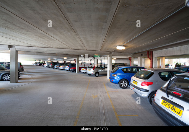 multi storey car parking design guides