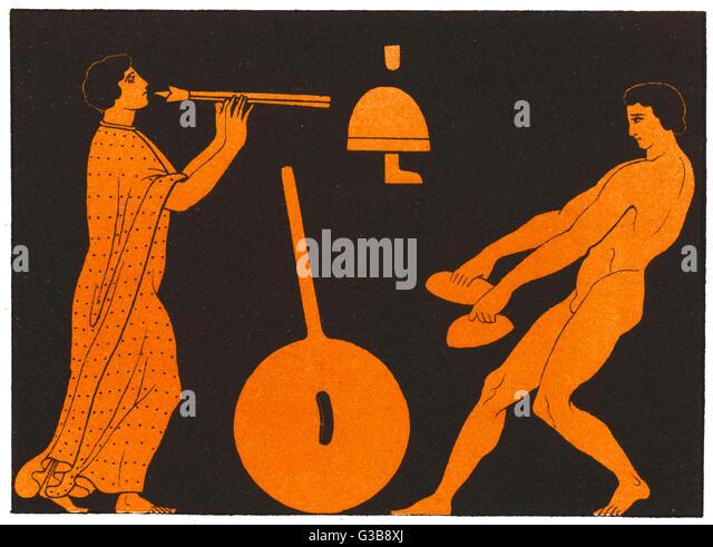 Ancient Greek Sport Stockfotos und Ancient Greek Sport Stockbilder ...