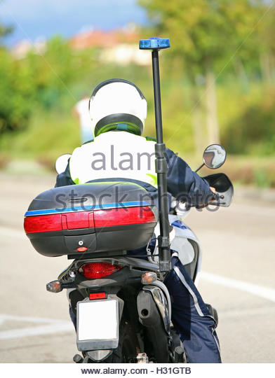 police motorbike stock photos police motorbike stock images alamy. Black Bedroom Furniture Sets. Home Design Ideas