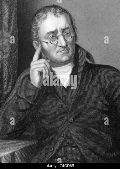 a biography of john dalton the british chemist and physicist John dalton the english chemist john dalton (1766-1844) provided the beginnings of the development of a scientific atomic theory, thus facilitating the development of chemistry as a separate science his contributions to physics, particularly to.