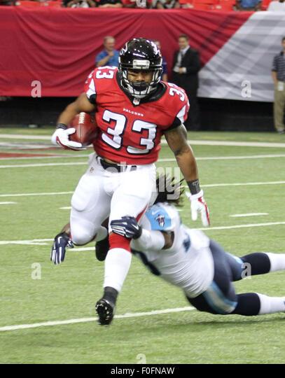 GAME Atlanta Falcons Terron Ward Jerseys