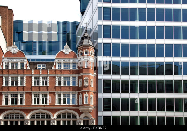 Victorian and modern architecture stock photos victorian Modern victorian architecture