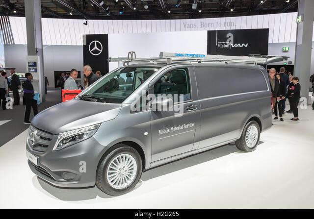 Daimler commercial vehicles stock photos daimler for New mercedes benz commercial