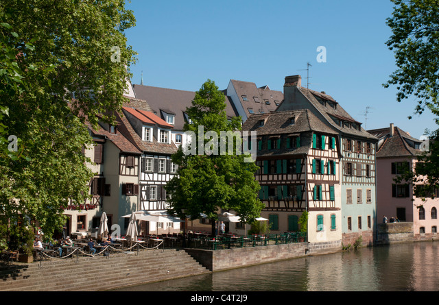 Caf Ef Bf Bd Petite France Strasbourg