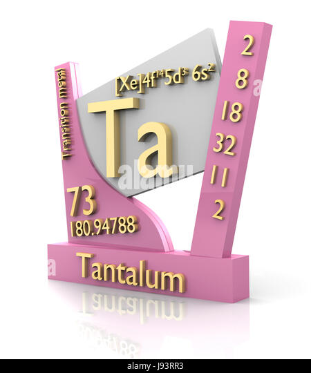 Tantalum Stock Photos Amp Tantalum Stock Images Alamy