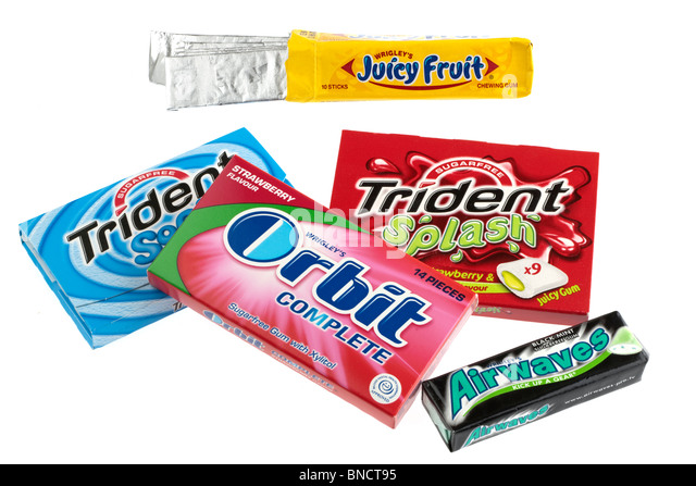Old Fashioned Chewing Gum Uk