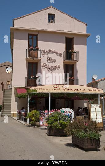 Kalliste stock photos kalliste stock images alamy - Restaurant corse du sud ...