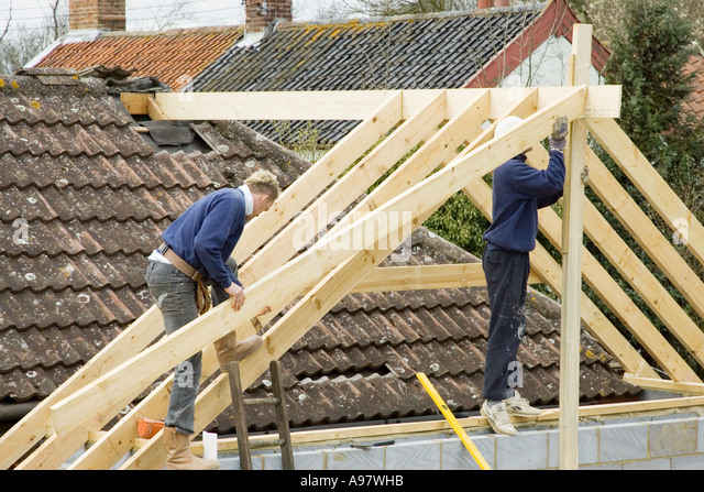 Roof Rafter Stock Photos Amp Roof Rafter Stock Images Alamy