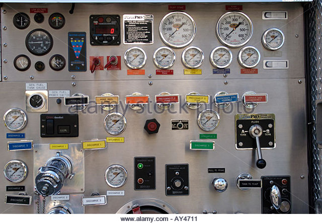 Old Control Panel Levers : Levers stock photos images alamy