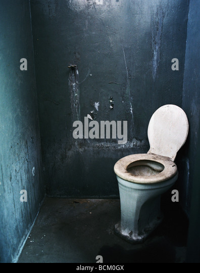 Unclean toilet stock photos unclean toilet stock images for Dirty bathroom photos