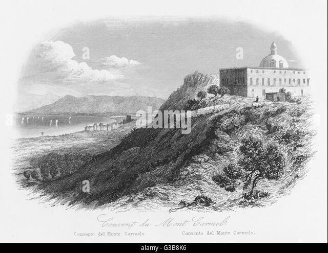 mount carmel dating Mount carmel is considered a sacred place for bahá'ís around the world, and is the location of the bahá'í world centre and the shrine of the báb.
