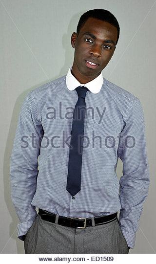 Teenager Tie Shirt Stock Photos & Teenager Tie Shirt Stock ...