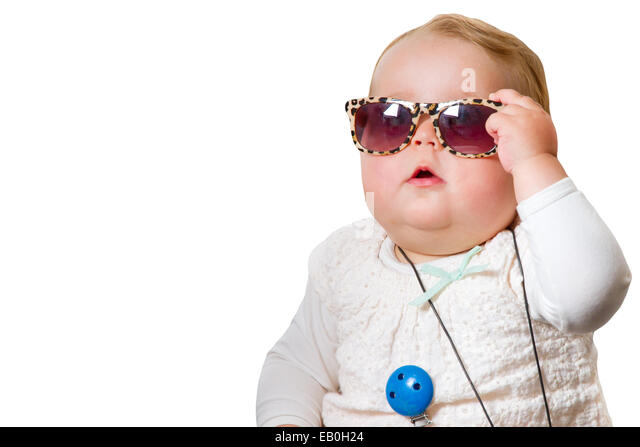 Girl Wearing Sunglasses Sun Hat Stock Photos & Girl ...