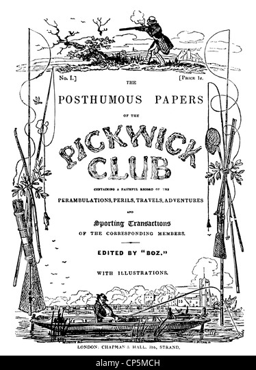 he novel by charles dickens essay Complete your dickens collection and download his debut novel the pickwick papers this literary classic was the first charles dickens novel to be published the pickwick papers was originally a newspaper serial that took a humorous look at british life.