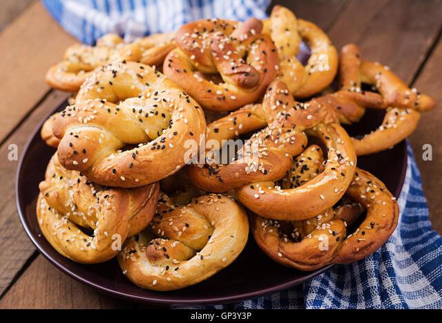 German Bread Roll Bun In Stock Photos & German Bread Roll ...