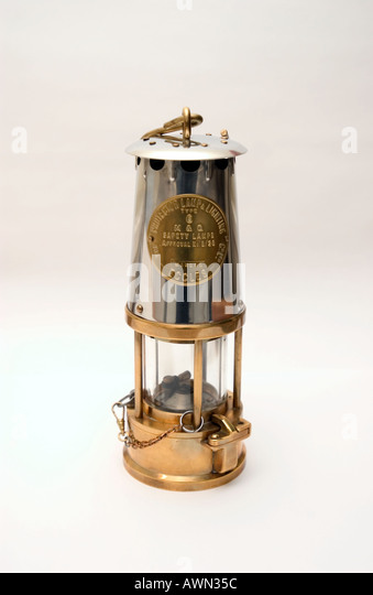 Safety Lamp Coal Mine Stock Photos Amp Safety Lamp Coal Mine