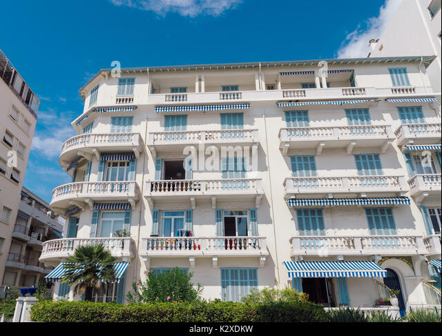 Hotel Cote D Azur Mediterranean Coastline Stock Photos  U0026 Hotel Cote D Azur Mediterranean