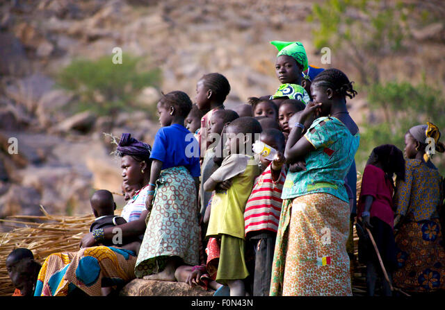 Mali Africa Black People Playing Stock Photos & Mali ...