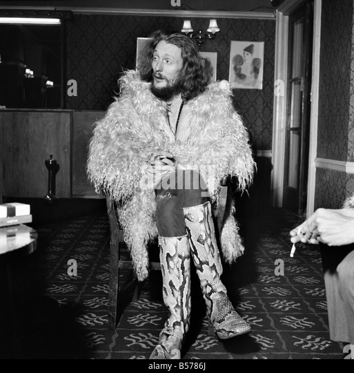 Ginger Baker Stock Photos and Images