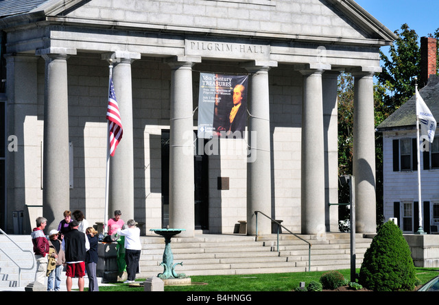 Foyer Museum Usa : Massachusetts bay colony stock photos