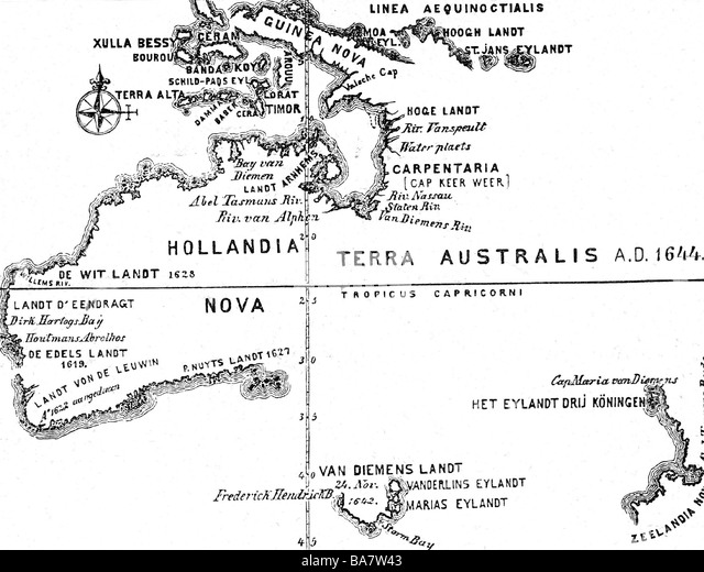 dutch discovery australia essay Of course, after the discovery of the west-coast of new zealand and of the island-groups east of australia [], the existence of an east-coast of australia to westward of the regions thus discovered, was an indubitable fact, but this east-coast itself was never visited by the netherlanders.
