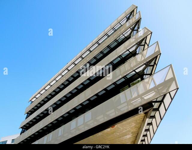 postmodern architecture stock photos & postmodern architecture