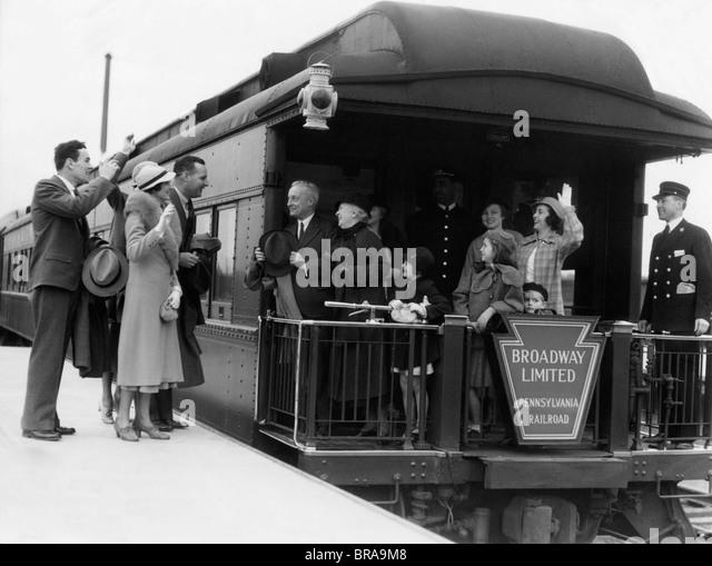 Train Travel 1930s Stock Photos Amp Train Travel 1930s Stock