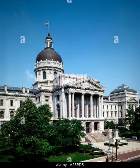 Architects Indianapolis: Indiana Capitol Dome Stock Photos & Indiana Capitol Dome