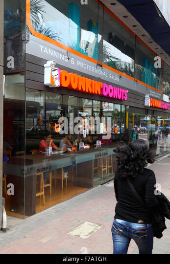 Dunkin Donuts Food Truck Franchise