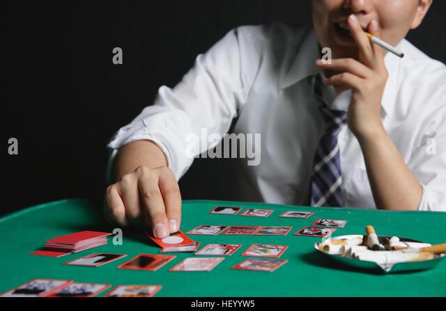 Ruban led pour table de poker
