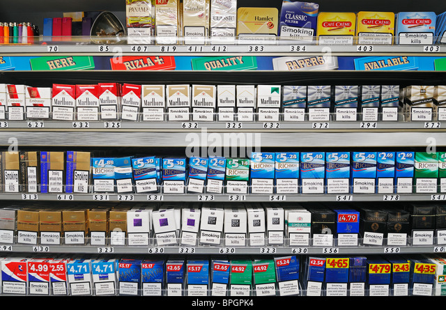Most popular Sweden cigarettes Marlboro brand