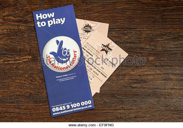 National Lottery Stock Photos & National Lottery Stock ...
