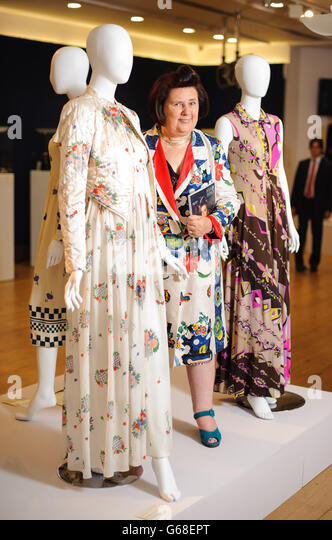 Suzy Menkes Stock Photos & Suzy Menkes Stock Images