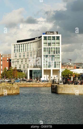Hilton Hotel Albert Dock Liverpool