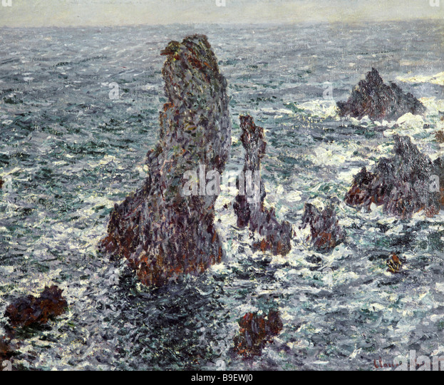 Monet and the sea - the seascapes by Claude Monet