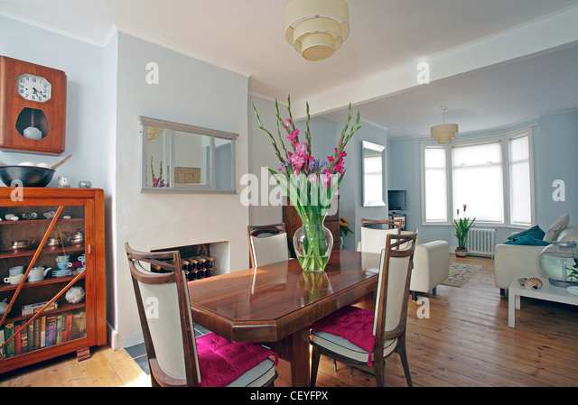 Open Plan Home Family Lounge Stock Photos Open Plan Home Family Lounge