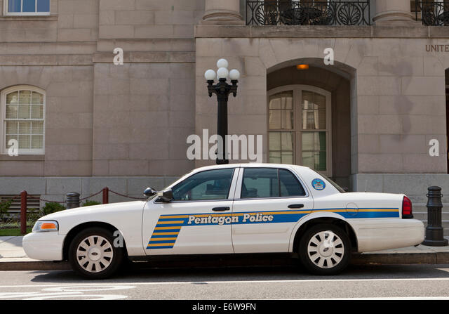 Pentagon Police Car Stock Photos & Pentagon Police Car Stock ...