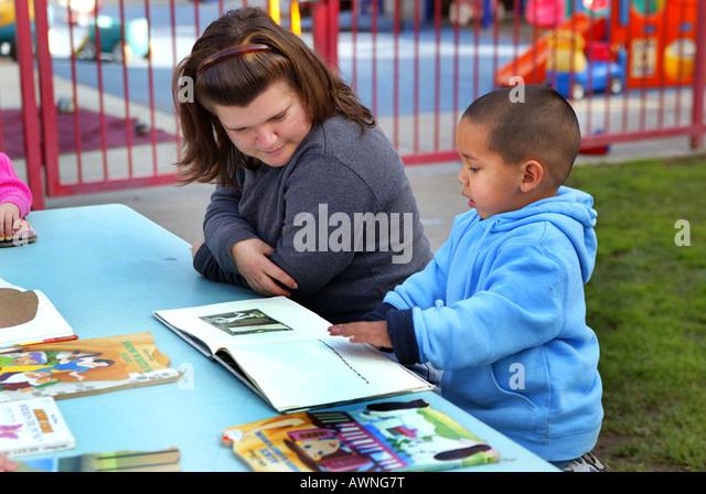 Usa School Garden Teen Stock Photos Usa School Garden Teen Stock Images Alamy