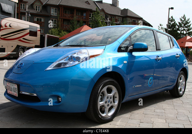 Zero Emission Car Stock Photos Zero Emission Car Stock Images