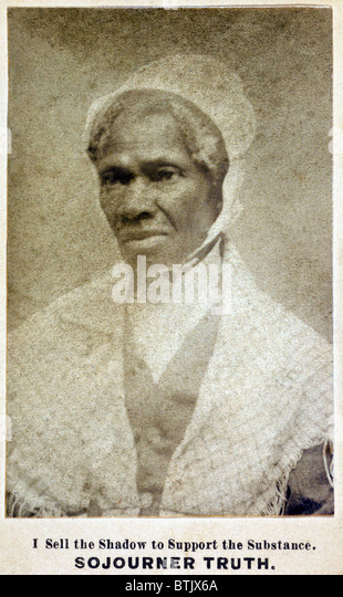 slavery and abolition the life of sojourner truth Twelve years a slave and other slave narratives by solomon incidents in the life of a slave girl — born into slavery, sojourner truth was freed in 1827.