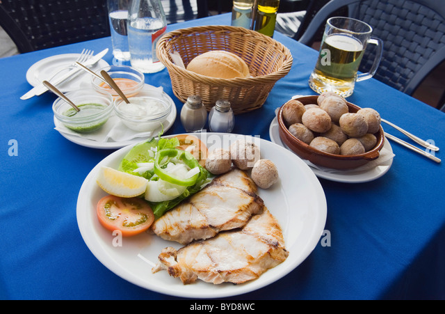 Canarian Meal Stock Photos & Canarian Meal Stock Images ...