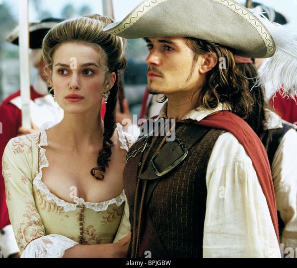 pirates caribbean curse stock photos amp keira knightley pirates