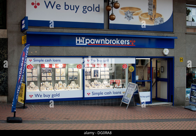 Pawnbrokers stock photos pawnbrokers stock images alamy for Jewelry pawn shops birmingham al