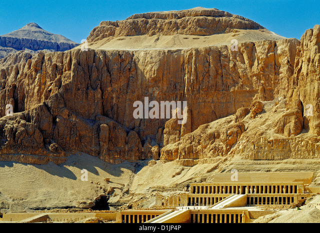 Deir El Bahri Stock Photos & Deir El Bahri Stock Images ...