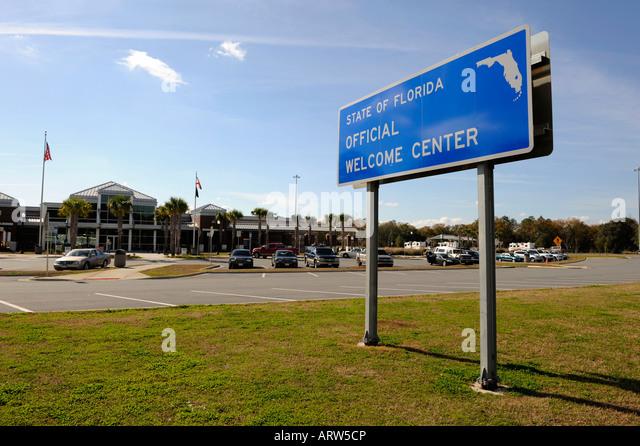 Florida Sunshine State Sign Stock Photos Amp Florida