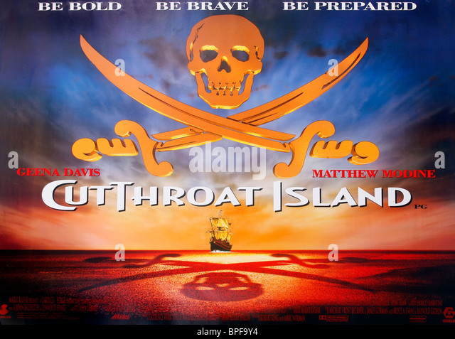 Cutthroat Island Stock Photos & Cutthroat Island Stock ...