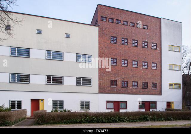 Bauhaus Pankow gutkind stock photos gutkind stock images alamy