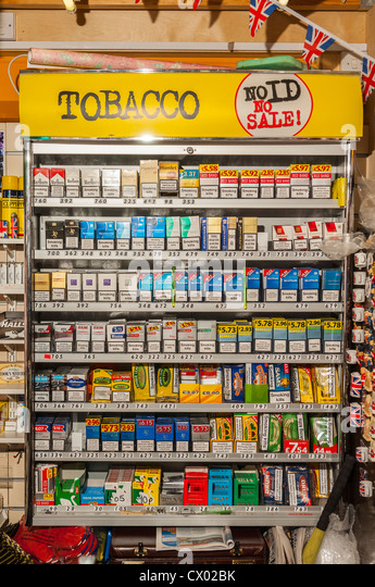 Carton of Viceroy cigarettes