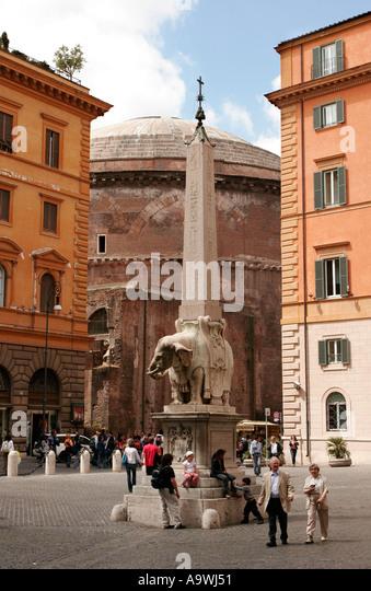 Grand Hotel Della Minerva Piazza Della Minerva Roma