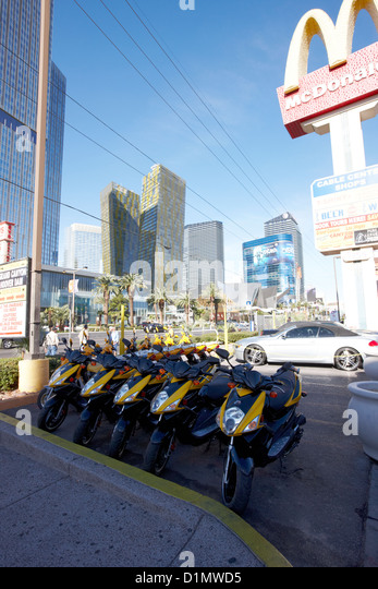Rental scooters stock photos rental scooters stock for Motorized scooter rental las vegas